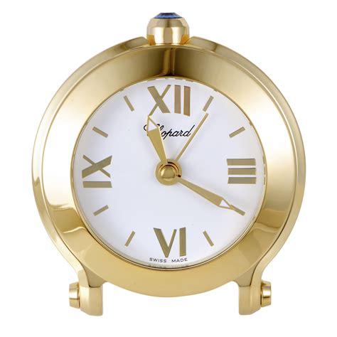 chopard happy sport alarm clock 95020 0027 ebay