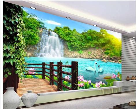 Transfer Stickers For Walls aliexpress com buy new large mural wallpaper custom
