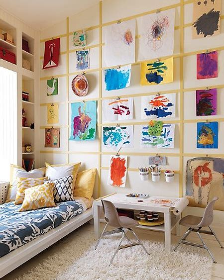 how to display art prints art gallery 7 creative kids room ideas parenting