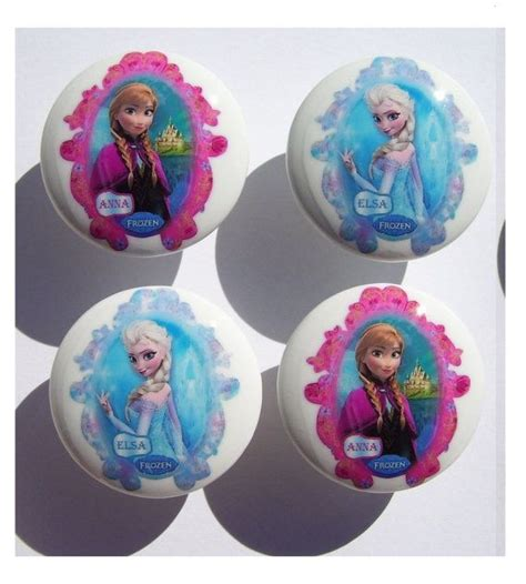 Frozen Dressers by 4 Princess Elsa And Frozen Dresser Drawer Knobs