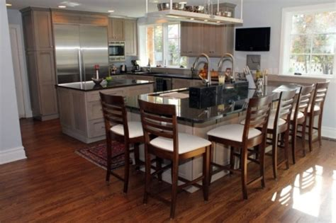 kitchen island with seating for 5 wonderful ideas for kitchen island with seats interior