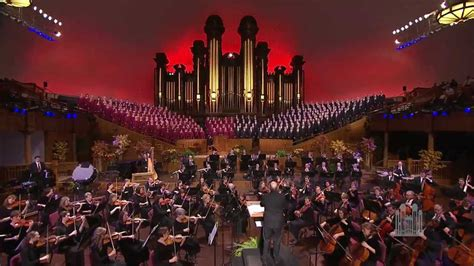 how great thou art mormon tabernacle choir