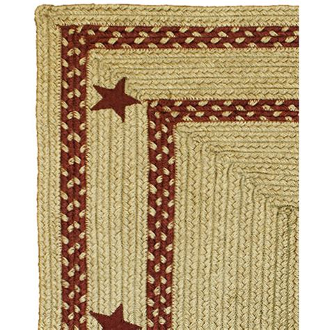 cheap country rugs jute braided rugs