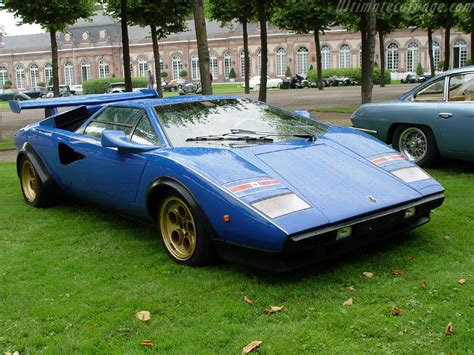 First Lamborghini Countach by 1974 1990 Lamborghini Countach Dark Cars Wallpapers