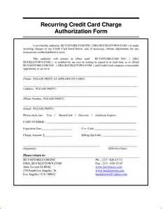 Authorization Letter Claim Credit Card letter for credit card sample authorization letter for credit card