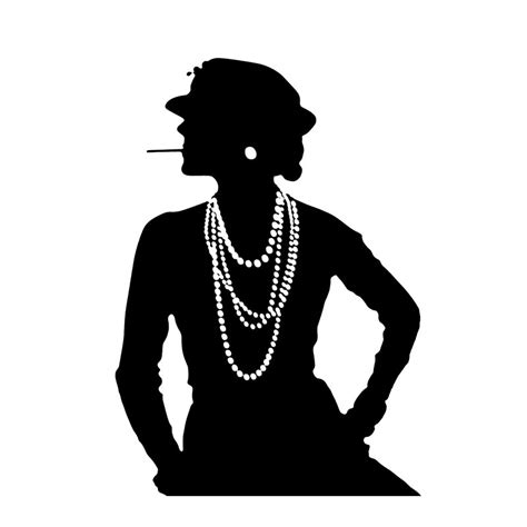 Black Living Room by Coco Chanel Poster Find Your Posters At Wallstars Online