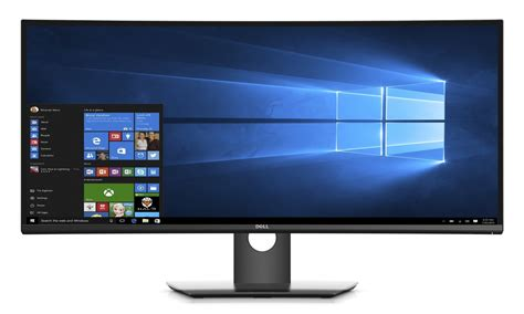 Ultra Wide Monitor dell u2917w and u3417w ultrawide monitors pc monitors