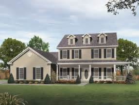 2 Story Country House Plans by House Plans And Design House Plans Two Story Porches