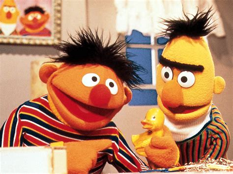 rubber sts sesame ernie and bert images ernie and bert hd wallpaper and