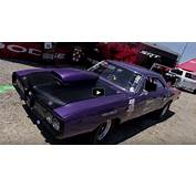 PLUM CRAZY 1970 DODGE SUPER BEE DRAG RACE CAR  HOT CARS