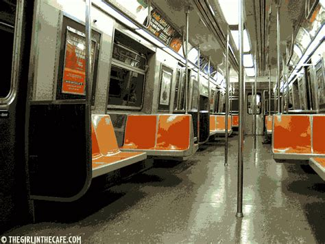 Nycs Subways Go by New York S A Go Go And Everything Tastes Or Does It
