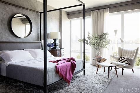 elle decor bedrooms elle decor jimmie johnson s manhattan apartment