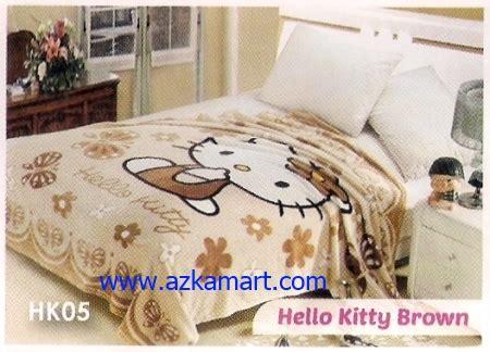 Selimut Rosanna Soft Panel 150x200 Blue Flower Murah distributor selimut toko selimut sprei bedcover murah