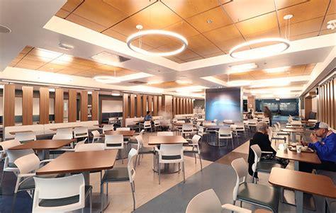chinook regional hospital cafeteria renovation prairie
