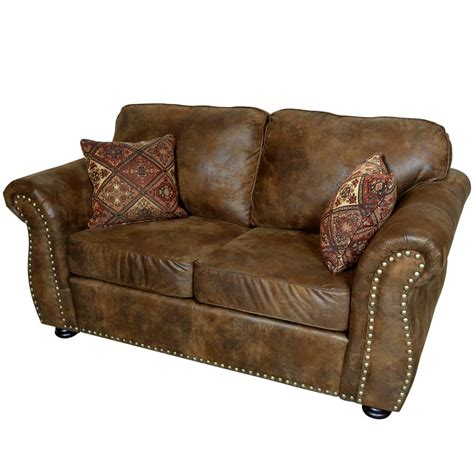 Leather Look Sofas Worn Look Leather Sofa Www Energywarden Leather Look Sofa