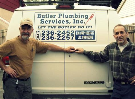 Plumbing New Port Richey Fl by Butler Plumbing Services New Port Richey Fl 34653