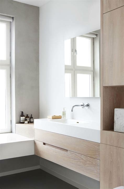 ideas  creating  minimalist bathroom contemporist
