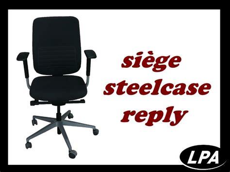 si 232 ge steelcase reply fauteuil mobilier de bureau lpa