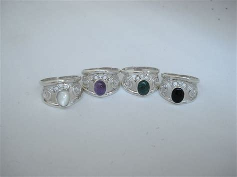 With These Rings We Do by Strawberry Silver Co David S Original Designs