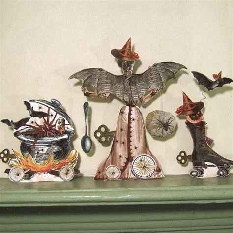 shabby chic halloween decorations printables rhonda s originals i heart shabby chic