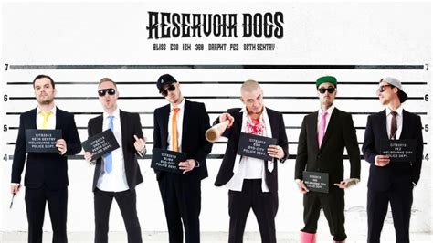 reservoir dogs song you re featured on a song called reservoir dogs i matt