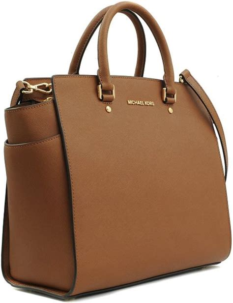 Totte Bag Maika Cafa Brown michael kors selma lg ns tote bag in brown lyst