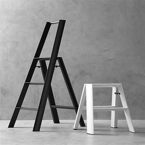 crate and barrel ladder hasegawa 174 lucano step stools i crate and barrel get