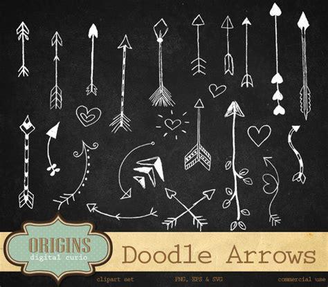 doodle arrows free vector 29 arrow vectors ai eps svg design trends