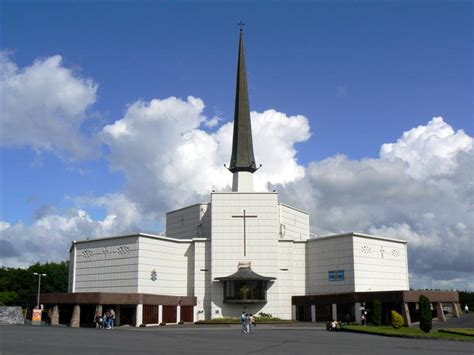 Church Is Knocked Up by Redemptorists Fathers Among Speakers At National Novena In