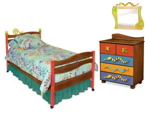 5 piece bedroom set sale your son will love a new 5 piece lizard bedroom set in his