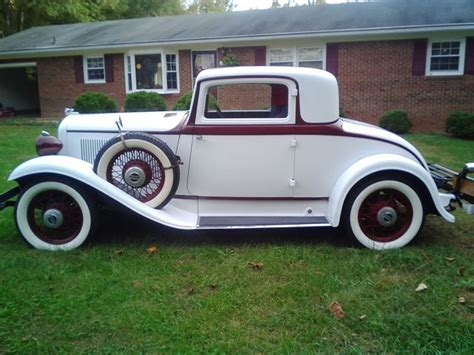 1932 plymouth for sale 1932 plymouth pb coupe for sale reidsville carolina