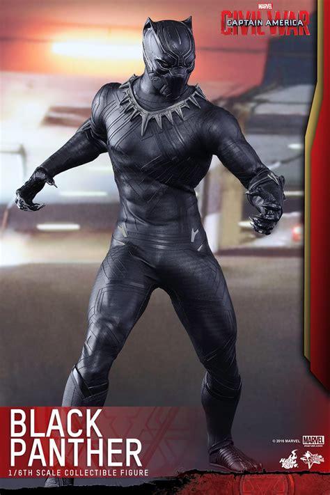 Toys Black captain america civil war black panther by toys