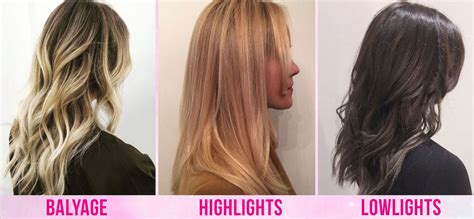 highlight foil layouts everything you should know before you color your hair