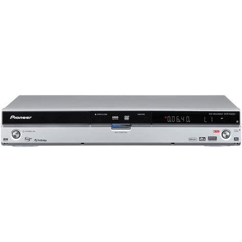 Dvd Player Pioneer S Ev31v pioneer dvr 640h s dvr dvd recorder player