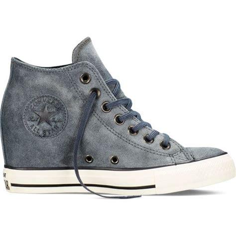high heeled chuck taylors best 25 converse wedges ideas on converse