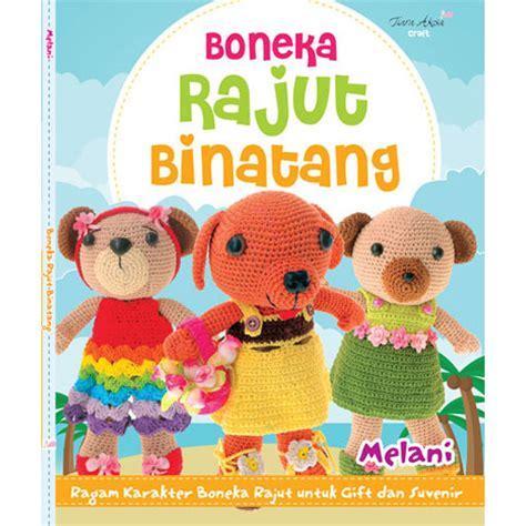 Buku Tas Dan Dompet Rajut Dari T Shirt Yarn buku boneka rajut binatang crafts