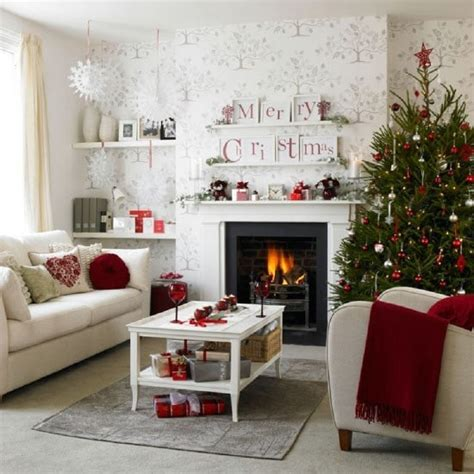 decorating small living room for christmas 30 stunning ways to decorate your living room for diy crafts