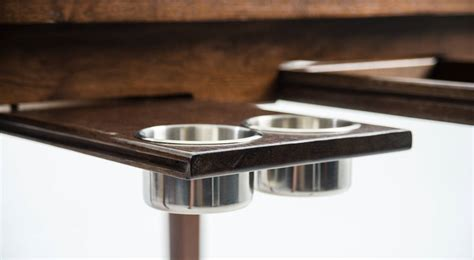 Table Cup Holder by Boardgametables Features Cup Holders