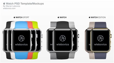 free apple watch mockup templates super dev resources