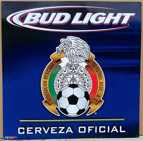 bud light tin signs bud light soccer tin sign