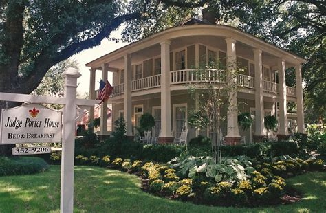 bed and breakfast natchitoches la judge porter house bed and breakfast in natchitoches