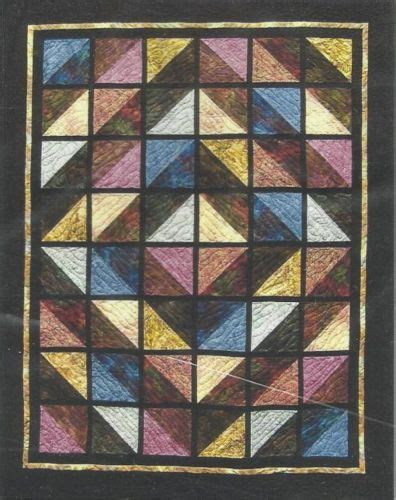 light and shadow quilt pattern