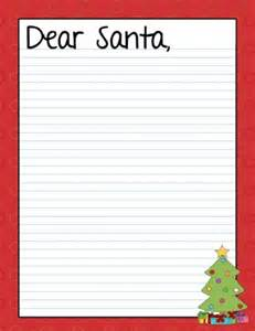 dear santa letter template free wednesday workout wish list runaissance