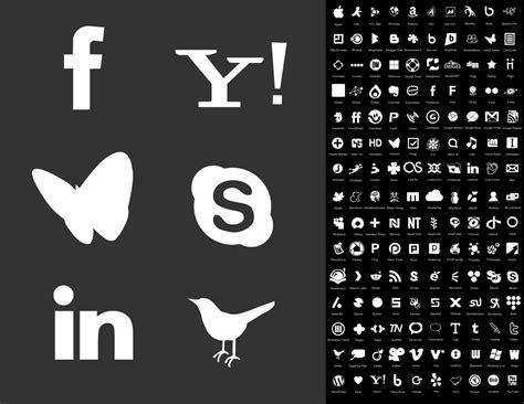 monochrome website logos graphicskeeper com