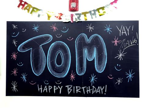 happy birthday tom images happy birthday tom vision creative