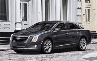 Cadillac Sedans 2017 Cadillac Xts Overview Cargurus