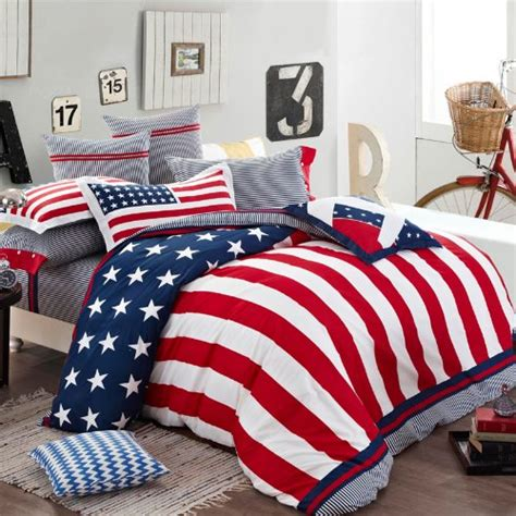 american flag bedding for the love of country funk this
