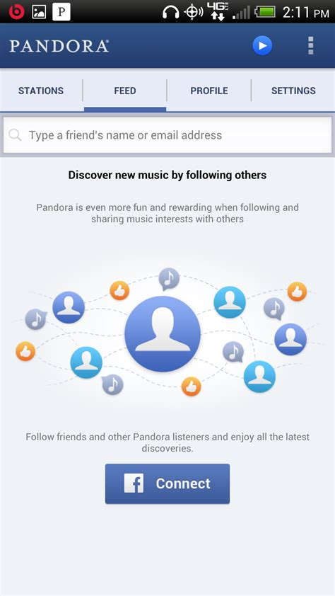 pandora for android pandora for android 28 images pandora for android gets an overhaul to v4 0 here s our