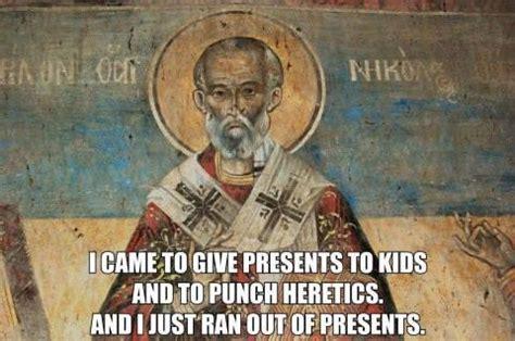 St Nicholas Meme - a facebook education catholic diocese of arlington