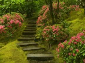 Japanese Garden Flowers Beautiful Flower Wallpapers For You Wallpaper